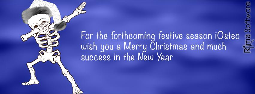 Bonnes fêtes et heureuse année
